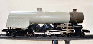 USRA 4-6-2 Heavy Pacific chassis-on-air w/ boiler