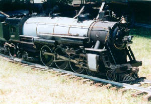 USRA 4-6-2 Heavy Pacific