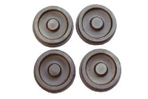 Pacific Front Truck Wheels
